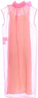 Prada Organza Dress