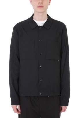 Golden Goose Mika Black Cotton Jacket