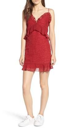 The Fifth Label Rhythm Ruffle Camisole Dress