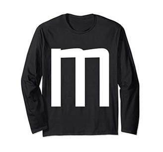 Alphabet Letter M (lower case m) T-Shirt