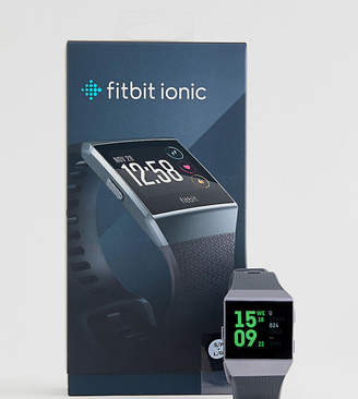 Fitbit Ionic Smart Watch in Black