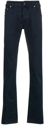 Jacob Cohen slim regular trousers