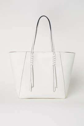 H&M Shopper - White
