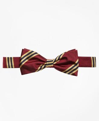 Brooks Brothers Boys BB#1 Stripe Bow Tie