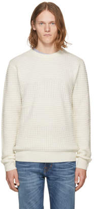 Tiger of Sweden Off-White Rute Sweater