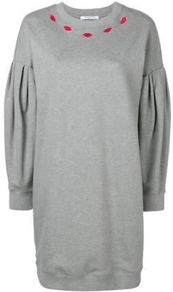 Vivetta crew neck sweater dress