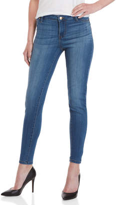 Celebrity Pink Mid-Rise Ankle Skinny Jeans