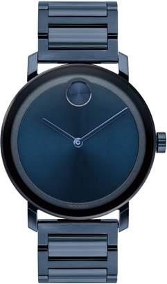 Movado Bold Bracelet Watch, 40mm