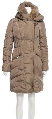 ADD Hooded Down Coat