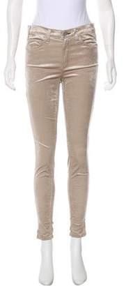 McGuire Denim Mid-Rise Skinny Pants
