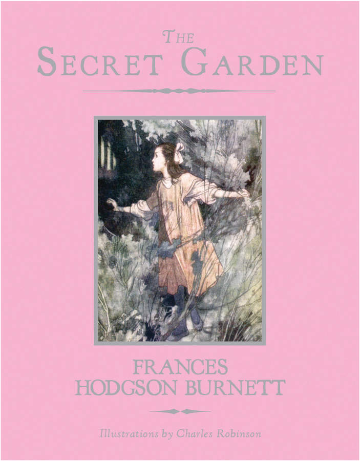 Quarto Publishing The Secret Garden