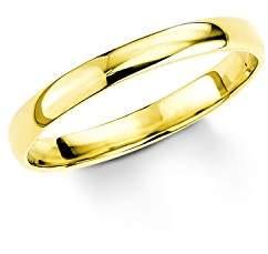 Amor Women's Ring 333 Yellow Gold 56 (17.8)