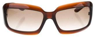 Chanel Shell Logo Sunglasses