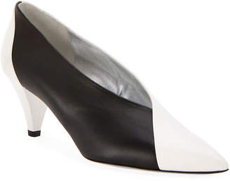 Givenchy Soft Two-Tone Pumps