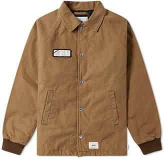 Wtaps WTAPS A-Gents Oxford Jacket