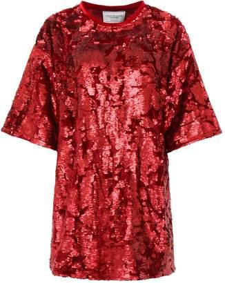 Couture Forte Sequins Mini Dress