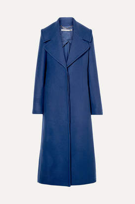 Stella McCartney Wool-twill Coat - Blue