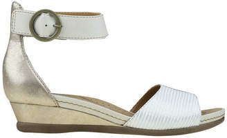 Earth Hera Light Gold Sandal