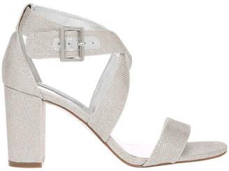 Celeste Silver Sandal