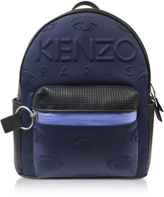 Kenzo Ink Blue Large Kombo Backpack