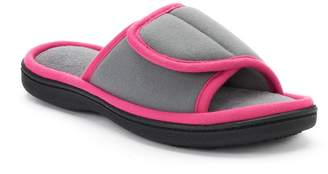 Isotoner Women's Selena Slide Slippers