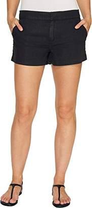 Michael Stars Women's Linen Classic Short