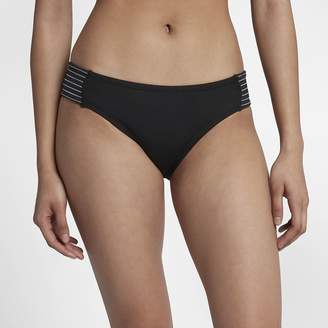 Nike Glow Side Inset Bikini Women's Swim Bottoms