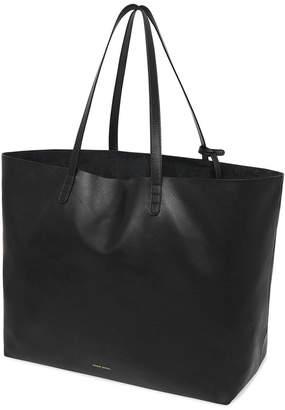 Mansur Gavriel Oversized Lamb Leather Tote Bag ae91259261