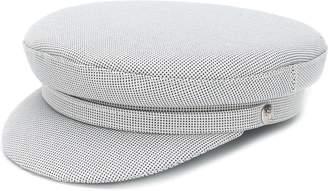 Manokhi round brim hat