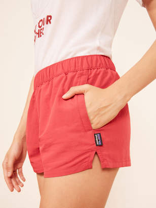 Reformation Patagonia Barely Baggies Shorts