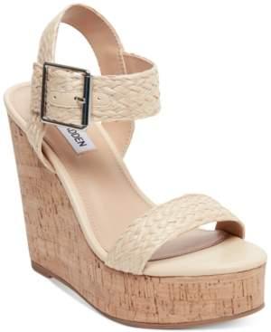 1210a451f8c4 Steve Madden Platform Wedge Sandals For Women - ShopStyle Australia