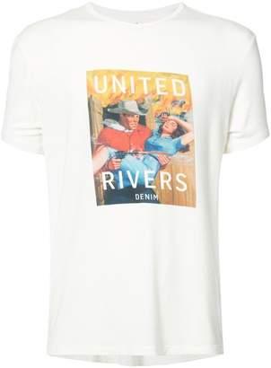 United Rivers United Drivers T-shirt