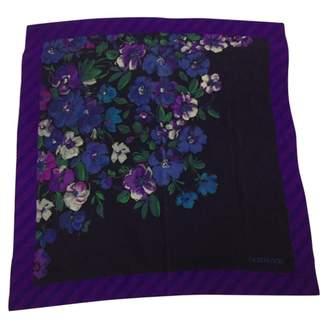 Gianni Versace Multicolour Silk Silk handkerchief