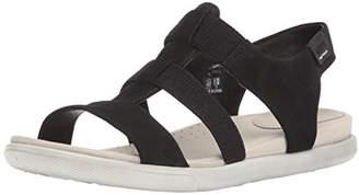 Ecco Women's Women's Damara Elastic Gladiator Sandal