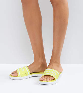 Lacoste L.30 Sliders 118 2 In Yellow
