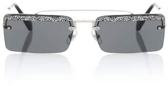 Miu Miu Rectangular sunglasses