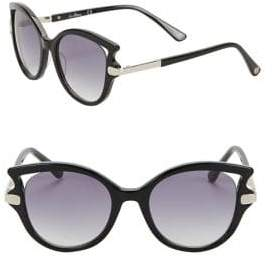 Sam Edelman 52MM Cat Eye Sunglasses