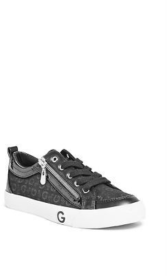 GByGUESS G By Guess Women's Obix Low-Top Logo Sneakers $49.99 thestylecure.com