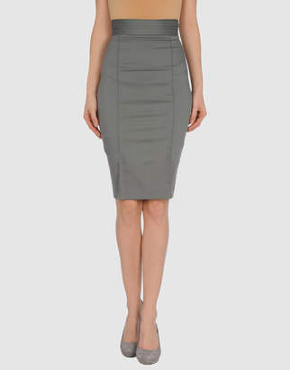 Mauro Gasperi Knee length skirts