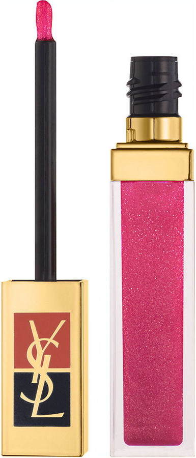 Yves Saint Laurent Golden Gloss Shimmering Lip Gloss