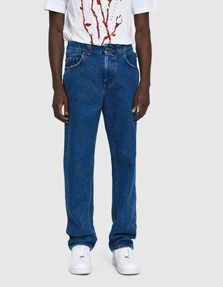 Martine Rose Napa By L-Blackburn Denim Pant