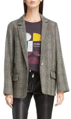Etoile Isabel Marant Charly Wool Blazer