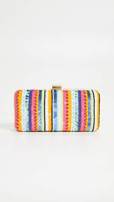 Santi Multi Beaded Clutch
