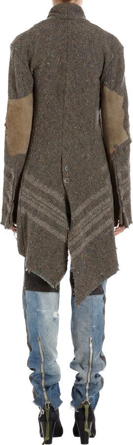 Greg Lauren Blanket Modern Mozart Jacket