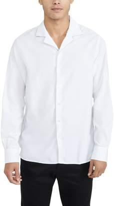 Officine Generale Dario Long Sleeve Shirt