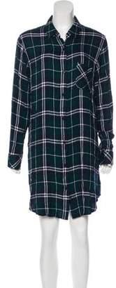 Rails Plaid Knee-Length Dress