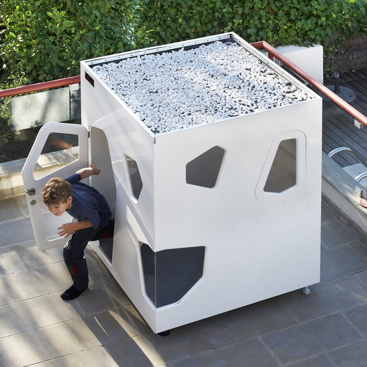 Smart Playhouse Kyoto Mini Kid's Playhouse
