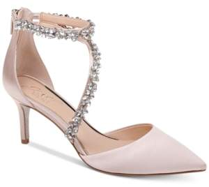 Badgley Mischka Jaylah Evening Pumps Women's Shoes