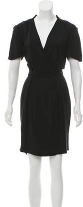 Stella McCartney Woven Mini Dress