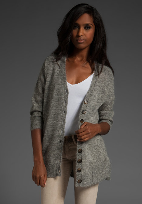 Surface to Air Long Cardigan